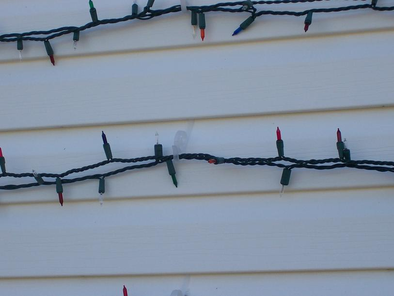 siding clips detail - Clips For Christmas Lights